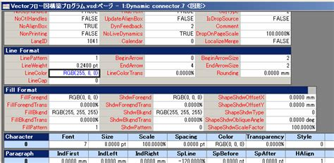 visio vba 4種の命令とプロシージャ visio vba備忘録 ウィキ アットウィキ