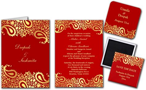 indian wedding invitation cards templates wedding cards and gifts paisleys indian wedding