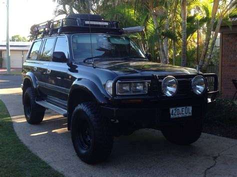 1995 toyota 4x4 for sale 1995 toyota landcruiser gxl 4x4 for sale or qld