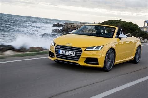 Audi Tts Test by Fahrbericht Audi Tts Roadster