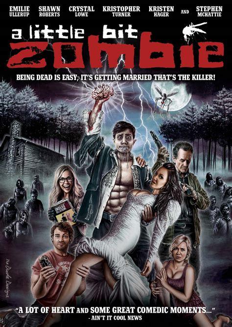 cartoon zombie film 2012 a little bit zombie 2012