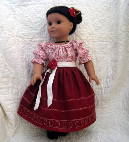 cute hairstyles for josefina 158 best images about american girl doll hairstyles on