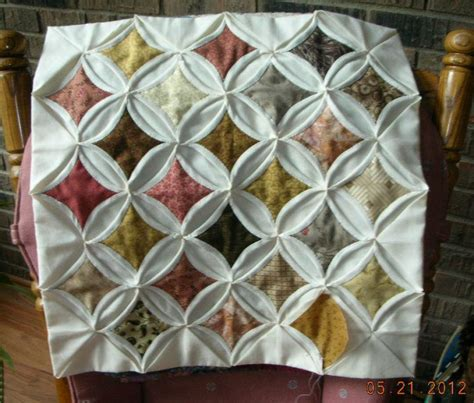 Cathedral Windows Quilt by Cathedral Windows Quilt Quilts