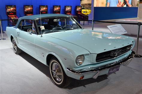 first mustang ever made image gallery first mustang