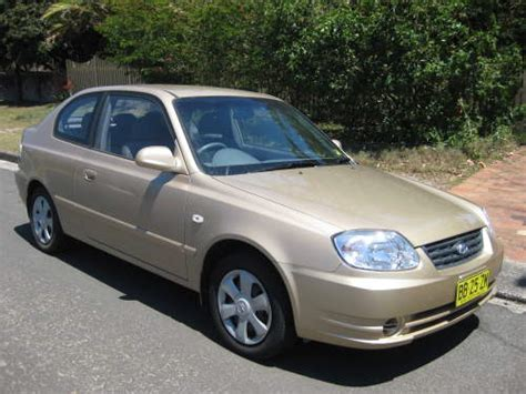 2004 hyundai accent features and specs youtube 2004 used hyundai accent hatchback car sales lismore byron nsw as new 6 000