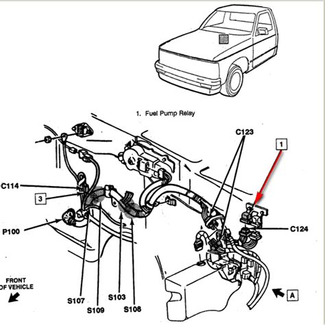 1999 chevy blazer fuel pressure regulator diagram 1999 free engine image for user manual