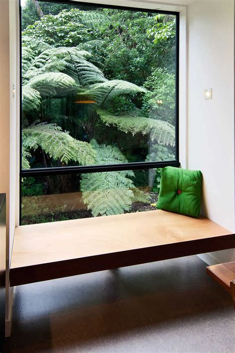 Window Sill Seat Bay Window Ideas For Built In Window Seat With A View