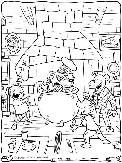 three pigs coloring pages three pigs coloring pages the three pigs story