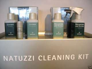 Leather Sofa Cleaning Kit Natuzzi Leather Sofa Cleaner Protector Kit