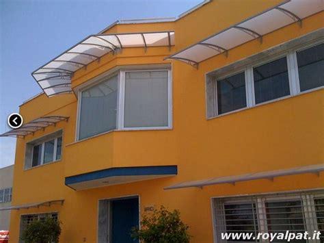tettoia per finestra vendita pensiline per esterni brescia bergamo verona