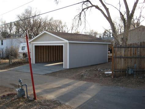 Cost Build Garage by What S A Wood Garage Cost To Build