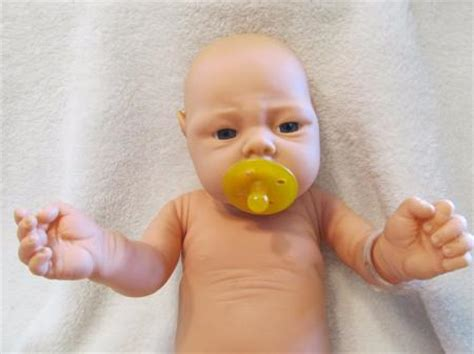 anatomically correct dolls made in china 19 quot vintage baby doll anatomically correct doll