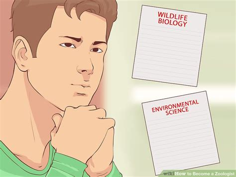 how to become a zoologist 15 steps with pictures wikihow
