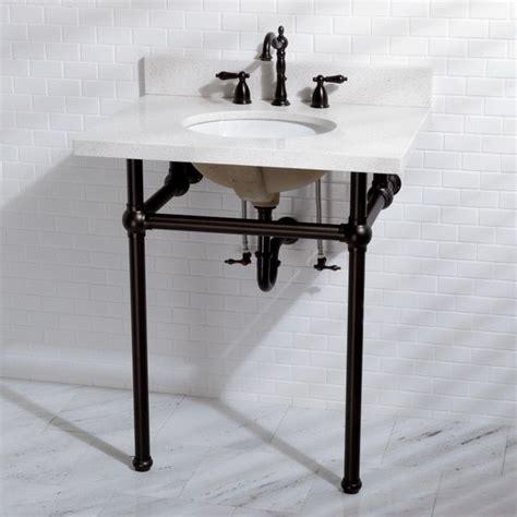 30 inch pedestal sink white quartz 30 inch wall mount pedestal bathroom sink