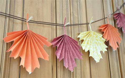 pretty crafts 12 delightful paper crafts that are for thanksgiving