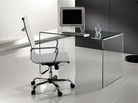 bent desk bended glass desk bend