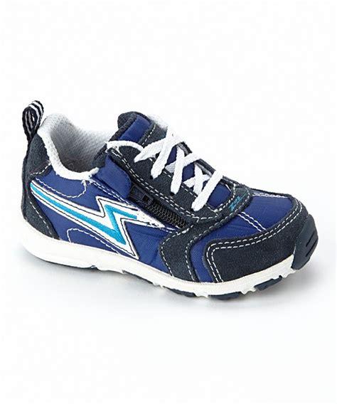 zips sneakers navy zips suede sneaker zulily 2