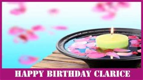 birthday clarice