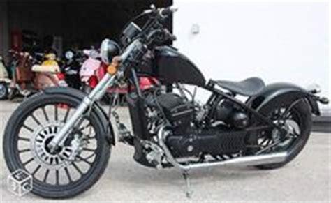 125ccm Motorrad Oldschool by Black Jack Regal Raptor Johnny Pag Bikes Pinterest