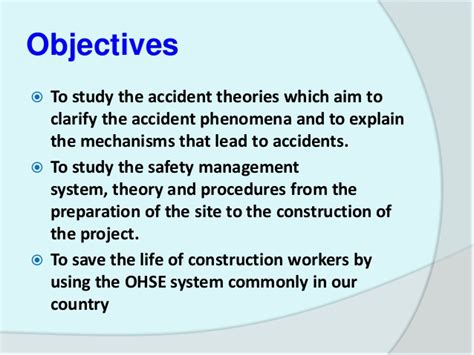 health and safety dissertation topics safety health and environment dissertation topics