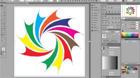 tutorial illustrator easy adobe illustrator cs6 simple cool new logo tutorial doovi