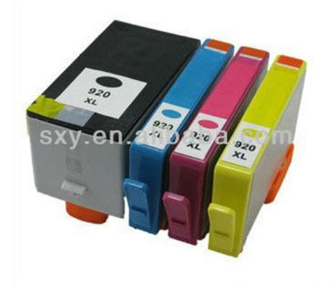 chip resetter for hp 920 ink cartridges 920xl ink cartridge 920 ink compatible for hp printer