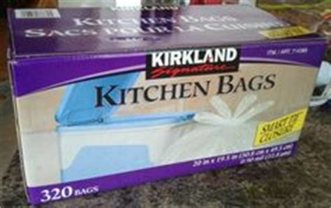 Kirkland Kitchen Bags by 1000 Images About Product Reviews On Costco