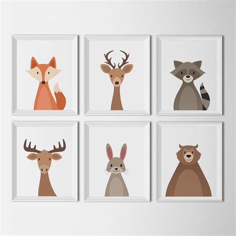 Woodland Creatures Nursery Decor by 1000 Ideas About Woodland Nursery Decor On
