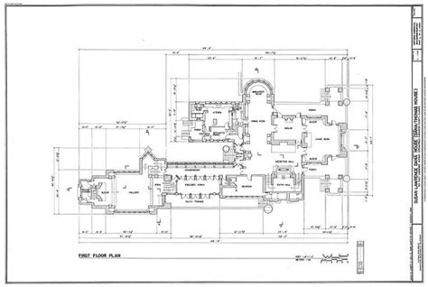 frank lloyd wright house plans frank lloyd wright floor plan house plans pinterest