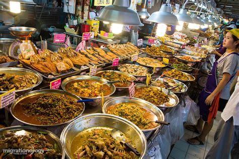 Make Up Di Bangkok what to eat at or tor kor market ตลาด อตก in bangkok