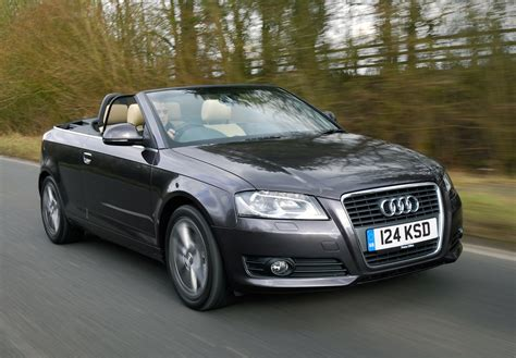 Review Audi A3 Cabriolet by Audi A3 Cabriolet Review 2008 2013 Parkers