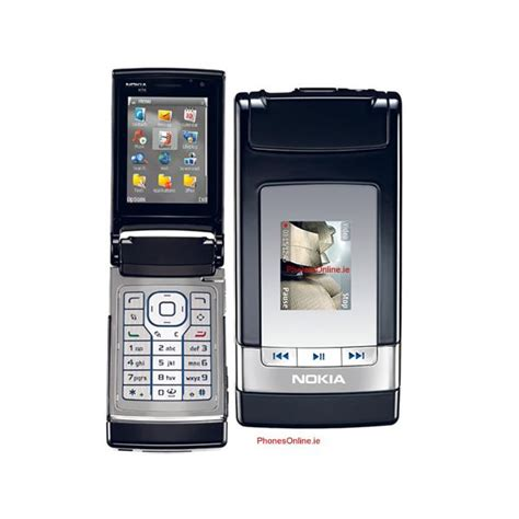 Casing Nokia 6100 Black Serries introduction to the nokia n series of phones