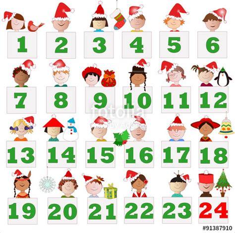 Calendario Significato Quot Calendario Dell Avvento Con Bambini Quot Immagini E