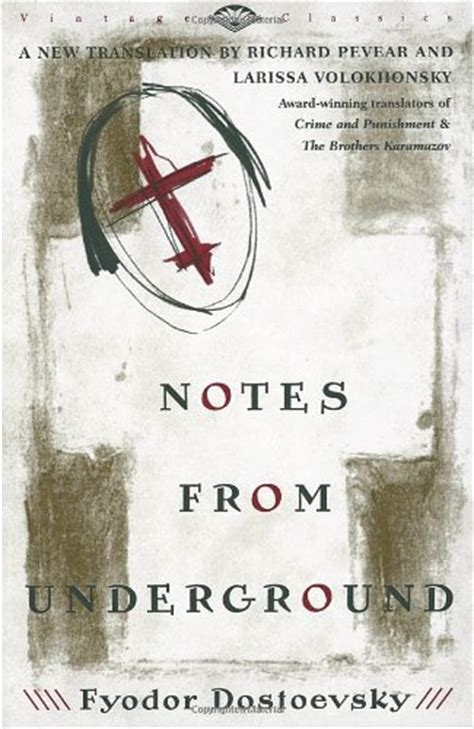 notes from the underground notes from the underground by fyodor dostoyevsky download link