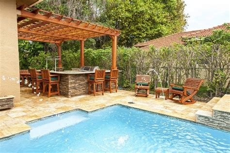 backyard pool bar 50 backyard swimming pool ideas ultimate home ideas