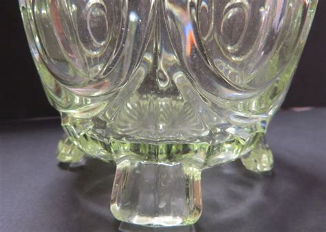 Pressed Glass Vase by Pressed Glass Vase Collectors Weekly