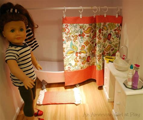 american girl doll bathroom 454 best images about ag doll furniture and storage on