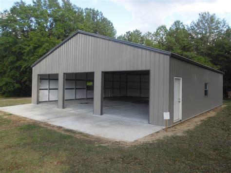 Steel Frame Garage 40x45 large steel frame garage yelp