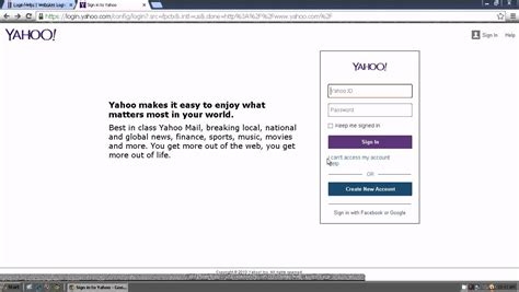 mail yahoo co i how to make yahoo mail secure https howsto co