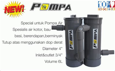 Paket Filter Air Zat Besi Dengan Manganese Zeolite hr water filter pompa filter jetpump