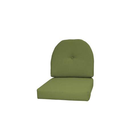 Home Depot Chair Cushions - paradise cushions sunbrella kiwi 2 wicker outdoor