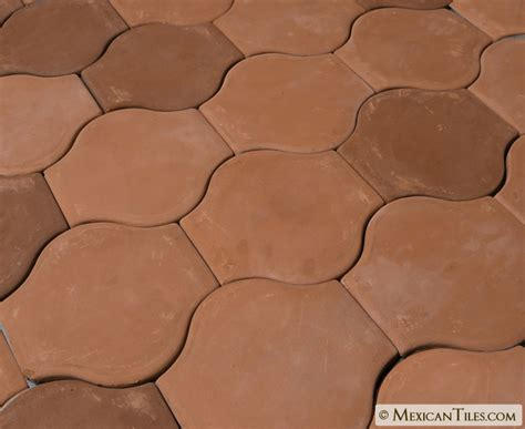 1 Floor Tiles by Mexican Tile Mission Terracotta Floor Tile