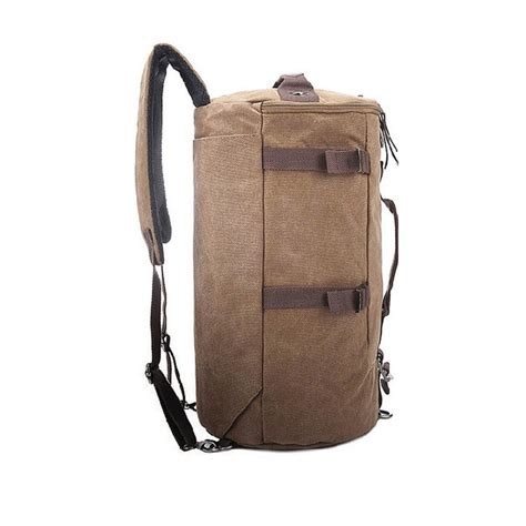 Bag Jeep Brown 9211 brown jeep canvas bag with backpack jeep shop