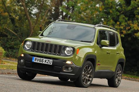 Jeep Renegade Jeep Renegade Review 2017 Autocar