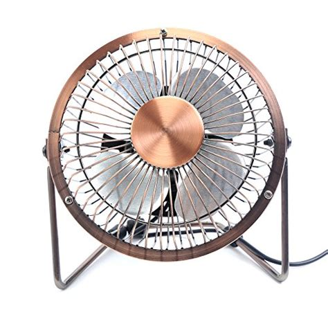 small metal table fan honeyall usb desk fan metal archaistic fan tiny house