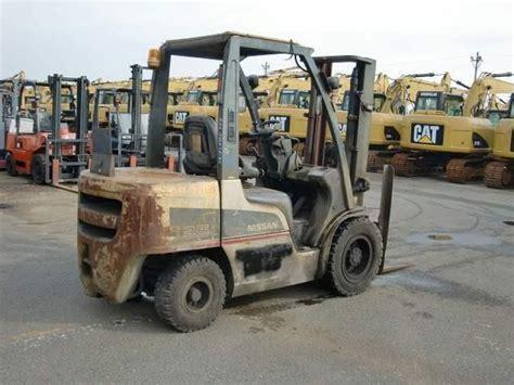 used nissan forklift parts nissan forklift 2008 used for sale