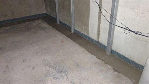 bowed basement wall repair cost steel beams for bowing basement walls forever foundation repair