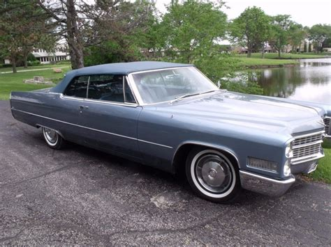 cadillac 1966 for sale rust freen 1966 cadillac convertible for sale