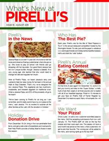 restaurant newsletter template restaurant review sle search restaurant