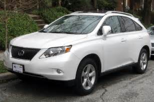 Lexus Rx 350 Reliability Lexus Rx 350 Reviews Lexus Rx 350 Car Reviews